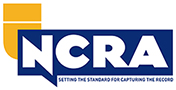 NCRA Setting the Standard for Capturing the Record