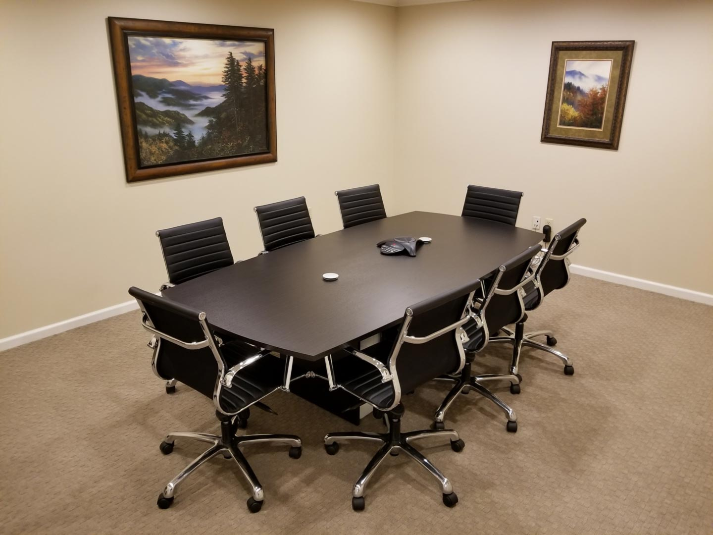 Free Conference Rooms in Downtown Knoxville
